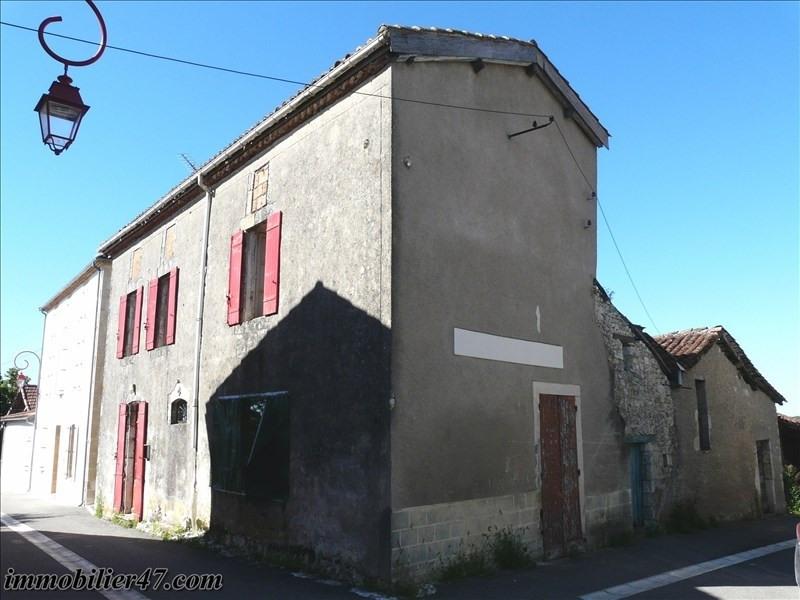 Vente maison / villa Ste livrade sur lot 46000€ - Photo 2