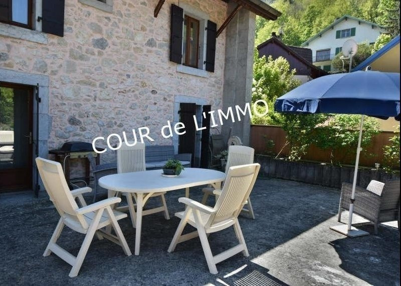 Vente maison / villa Monnetier mornex 425 000€ - Photo 1