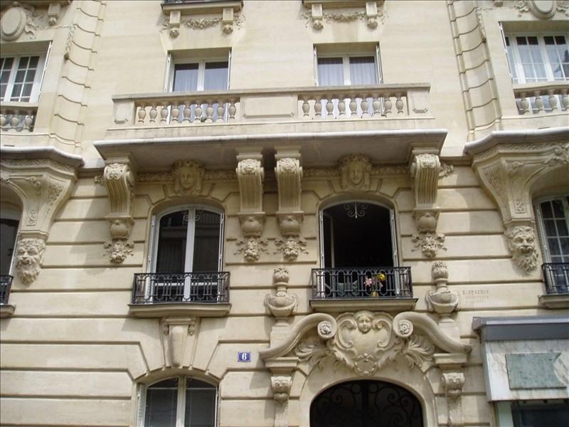 Alquiler  apartamento Asnieres sur seine 637€ CC - Fotografía 1