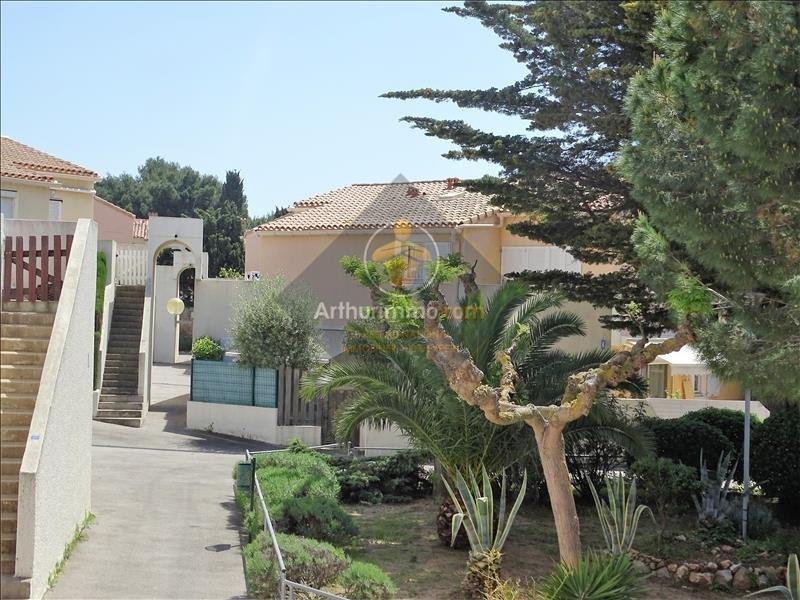 Sale apartment Sete 89000€ - Picture 1