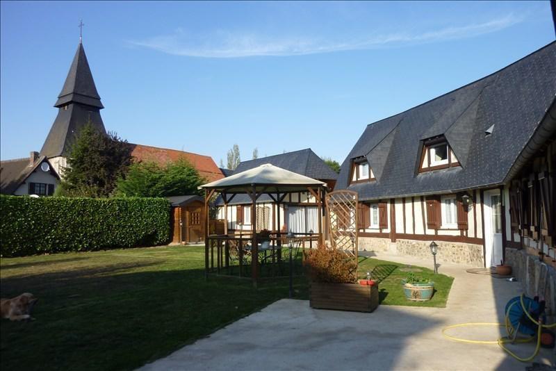 Vente maison / villa Conches en ouche 242000€ - Photo 1