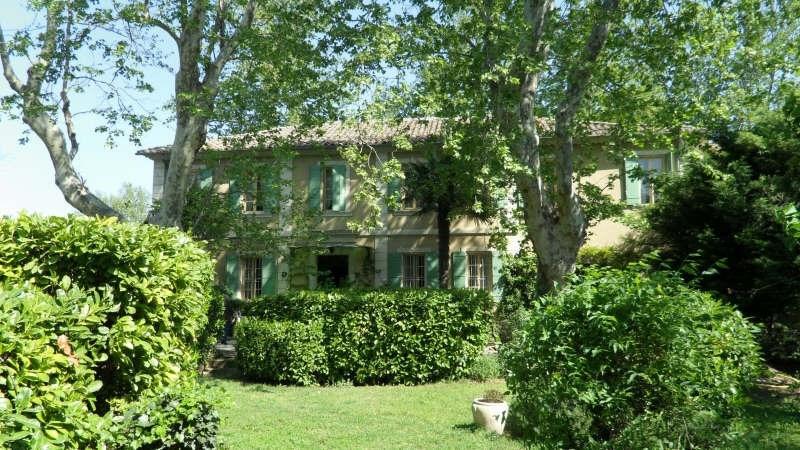 Immobile residenziali di prestigio casa Vedene 627000€ - Fotografia 1