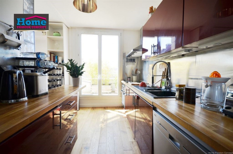Sale apartment Suresnes 660000€ - Picture 5