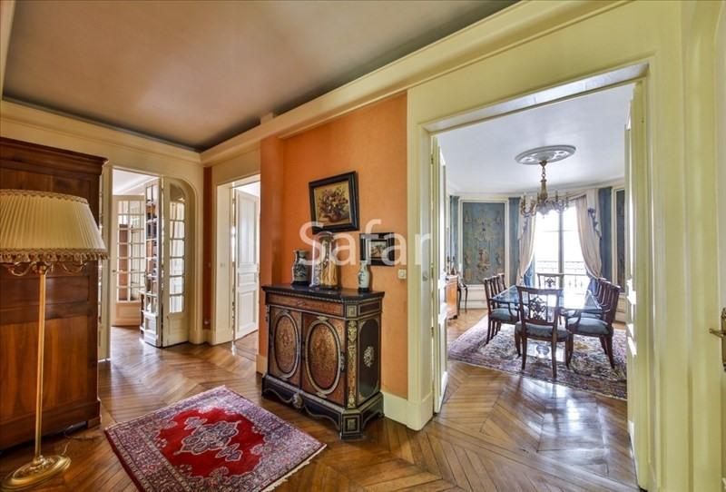 Vente de prestige appartement Paris 16ème 2050000€ - Photo 5