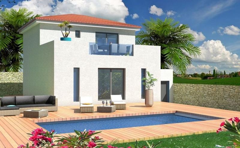 Maison  4 pièces + Terrain 450 m² Villeneuve-Lès-Maguelone par ZIGLIANI BATISSEUR - AGENCE DE MONTPELLIER