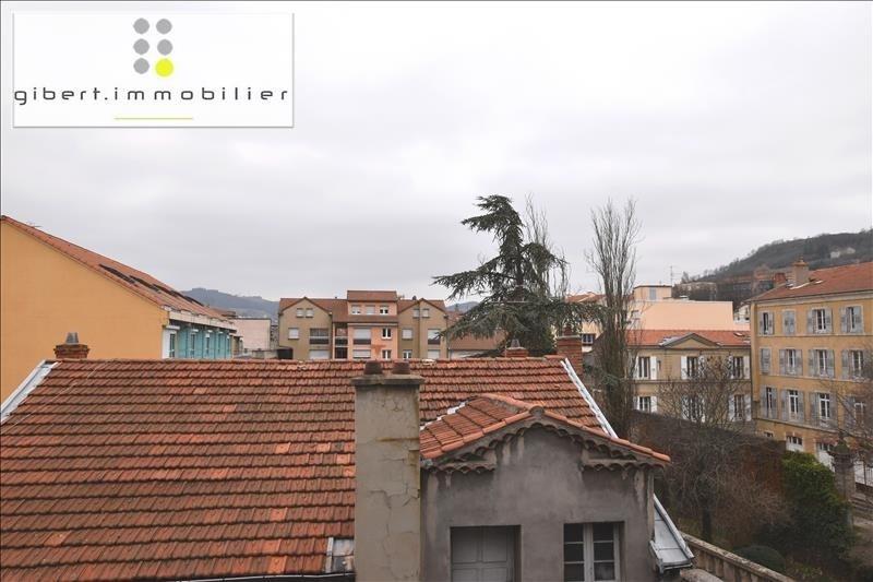 Vente appartement Le puy en velay 91000€ - Photo 1