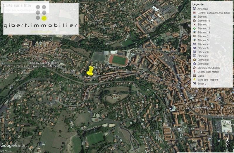 Vente terrain Espaly st marcel 43600€ - Photo 1