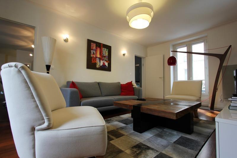 Deluxe sale apartment Paris 11ème 1049000€ - Picture 4
