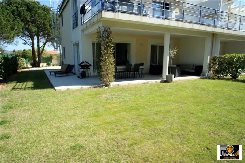 Vente de prestige appartement Sainte maxime 560000€ - Photo 1