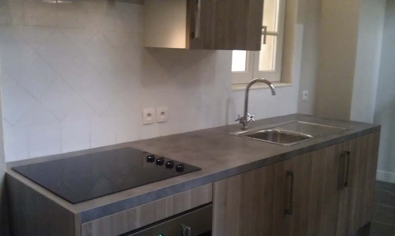 Rental apartment Nimes 385€ CC - Picture 8