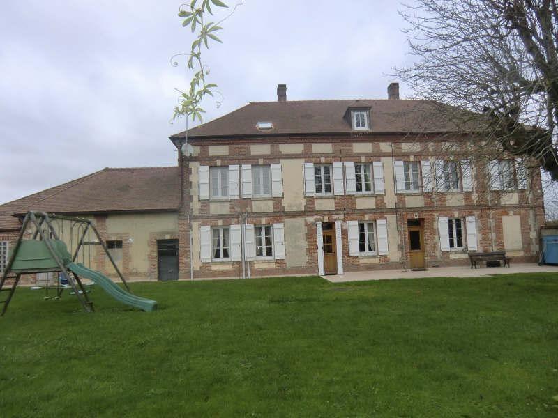 Vente de prestige maison / villa Chaumont en vexin 605000€ - Photo 1