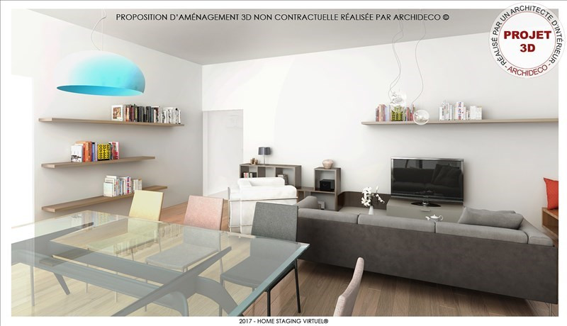 Vente appartement Metz 320 000€ - Photo 1