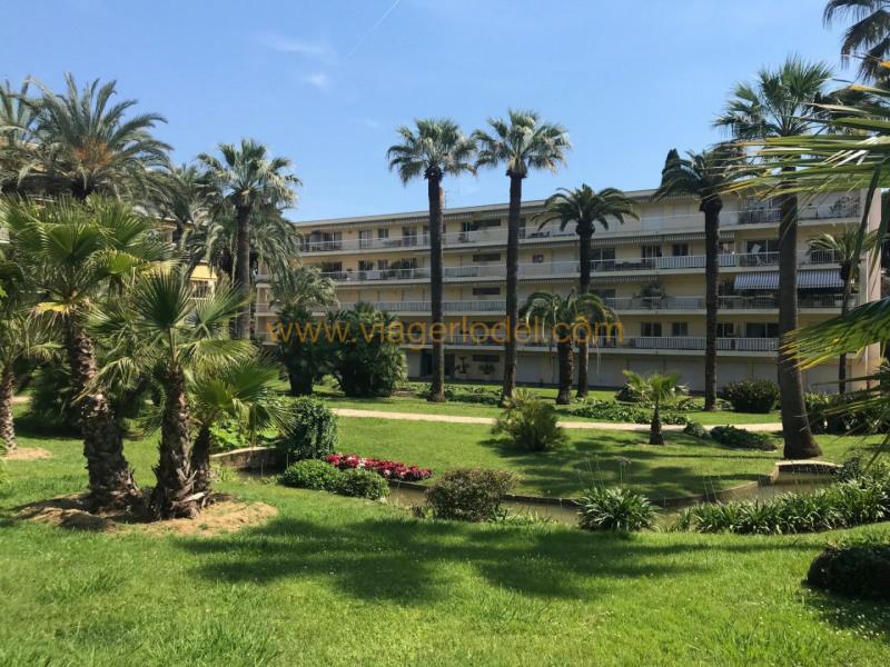 Verkoop  appartement Cannes 330000€ - Foto 2