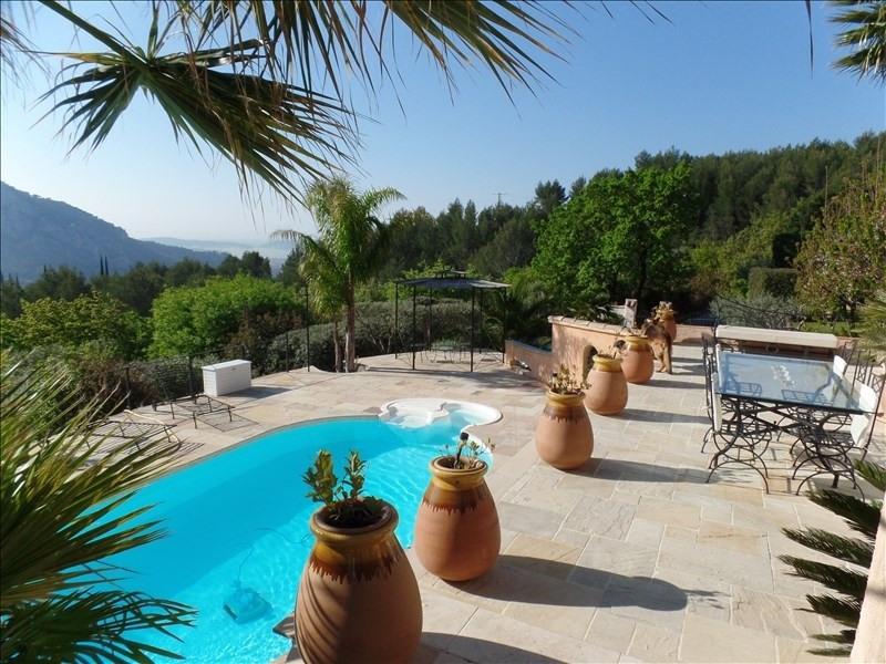 Vente de prestige maison / villa Le revest les eaux 790000€ - Photo 1