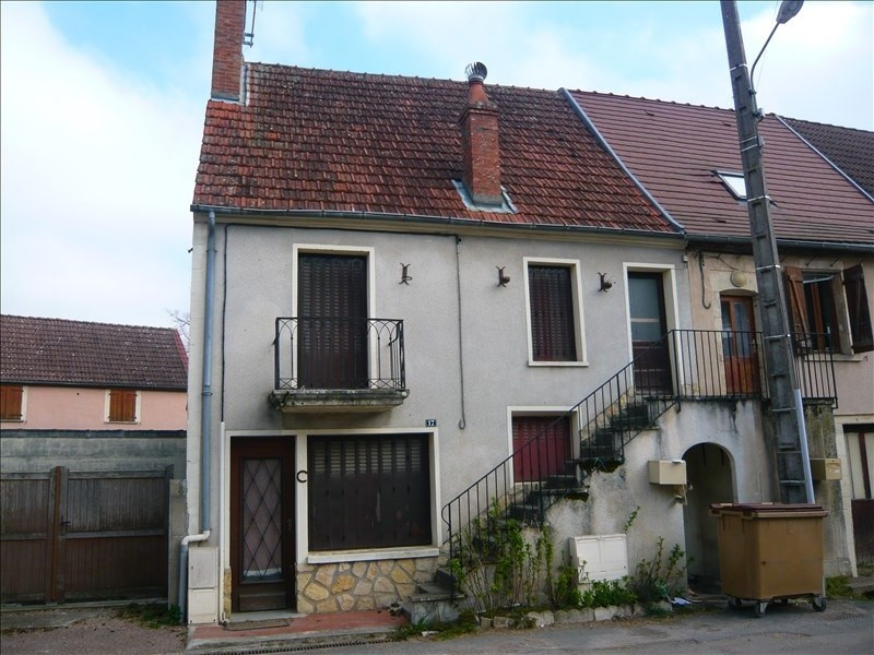 Sale house / villa Chaulgnes 33 000€ - Picture 1