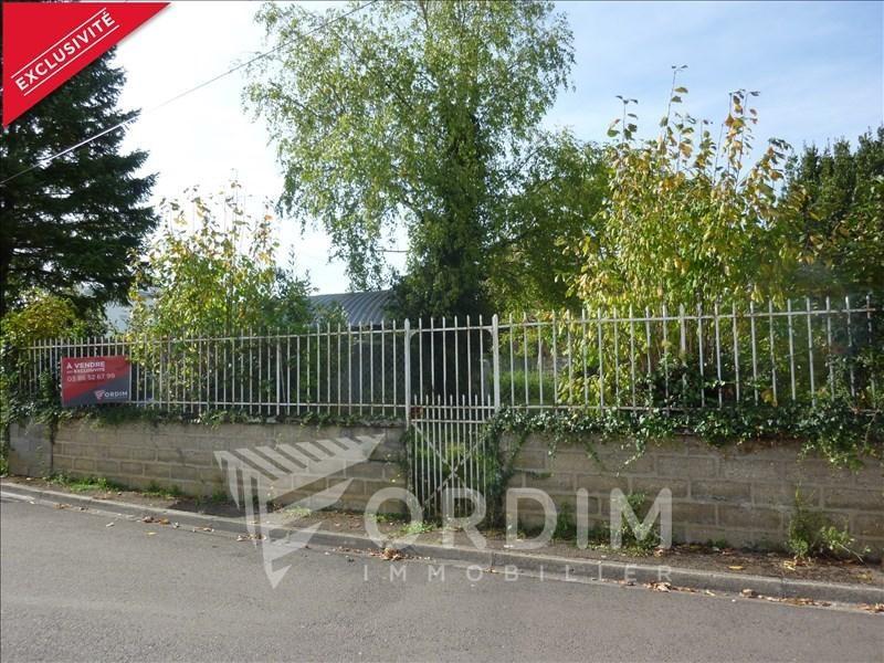 Vente terrain Auxerre 57000€ - Photo 1