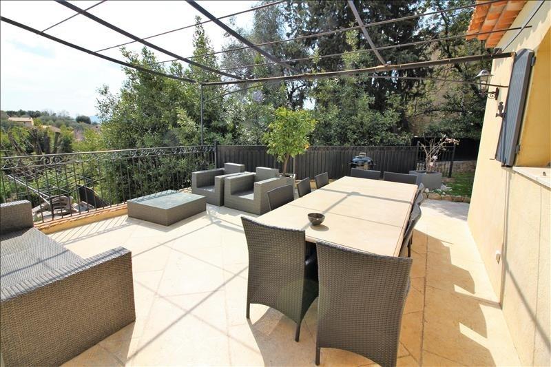 Vente de prestige maison / villa Speracedes 645000€ - Photo 2