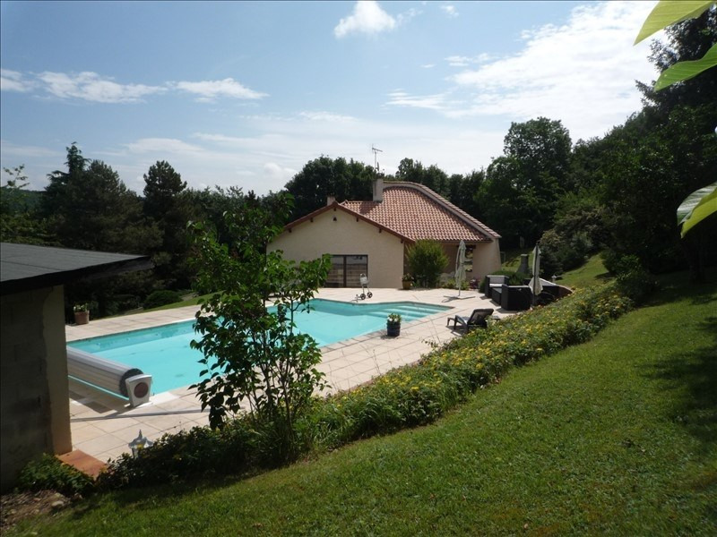 Vente maison / villa Dizimieu 398000€ - Photo 3