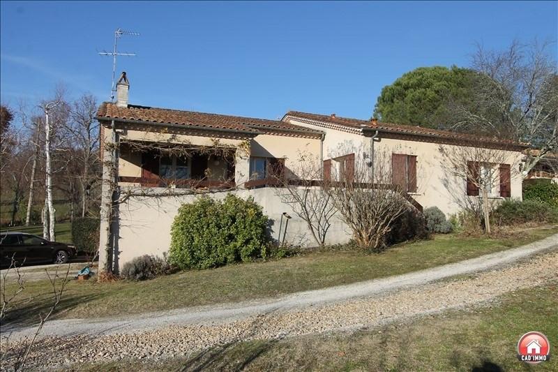 Sale house / villa Lembras 197000€ - Picture 2