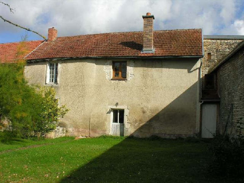 Vente maison / villa Secteur montigny s/aube 84000€ - Photo 6