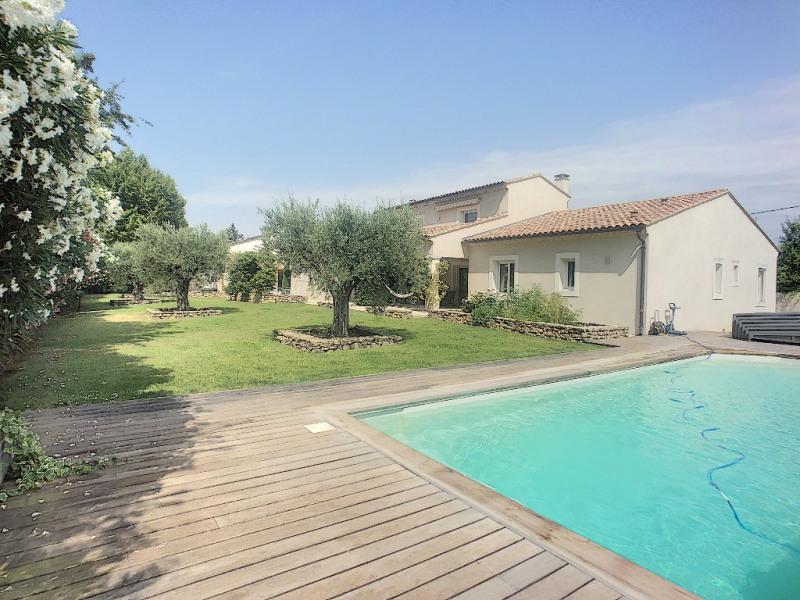 Revenda residencial de prestígio casa Barbentane 730000€ - Fotografia 11