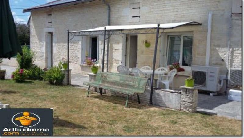 Sale house / villa Aulnay 133125€ - Picture 1