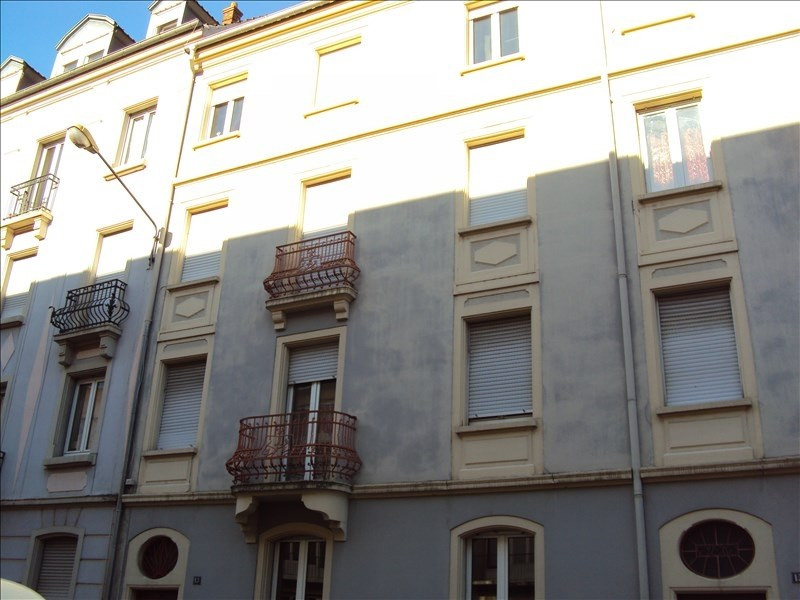 Vente appartement Mulhouse 68 000€ - Photo 1