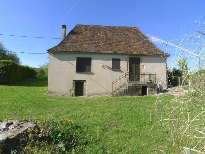 Vente maison / villa Sarrazac 135000€ - Photo 4
