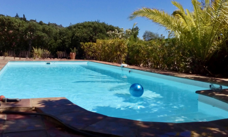 Location vacances maison / villa Les issambres 2 250€ - Photo 7