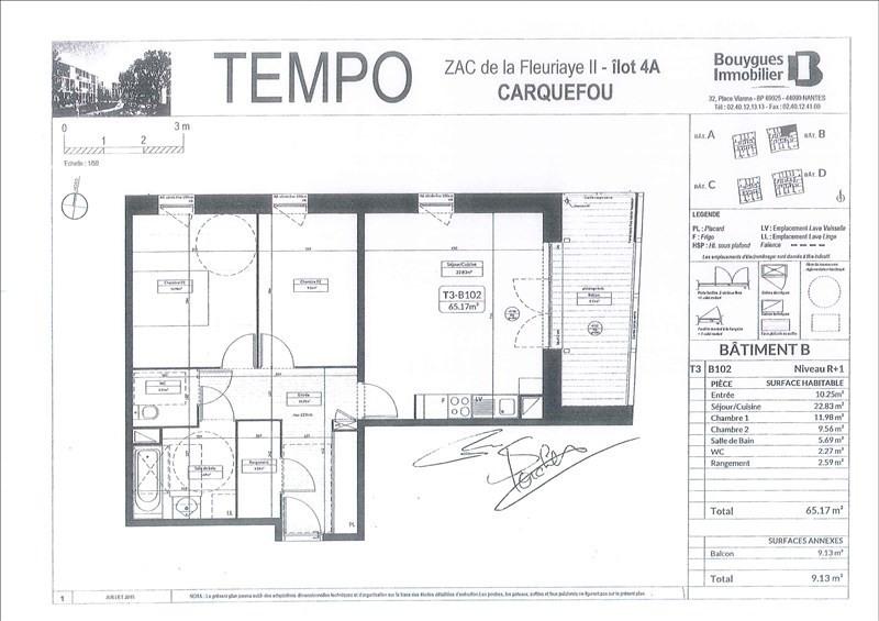 Location appartement Carquefou 762€cc - Photo 7