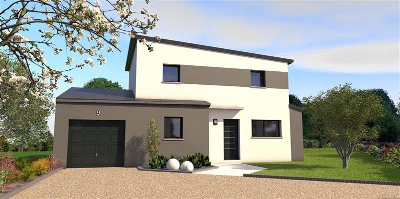 Maison  7 pièces + Terrain 490 m² Montauban-de-Bretagne par LES MAISONS RENNAISES