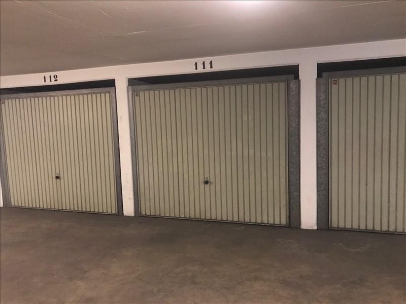 Vente parking Paris 18ème 28000€ - Photo 1