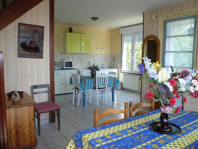 Vacation rental house / villa Stella plage 284€ - Picture 5