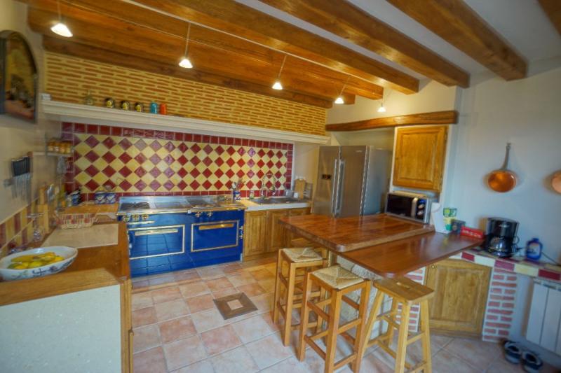 Sale house / villa Les thilliers en vexin 298000€ - Picture 4