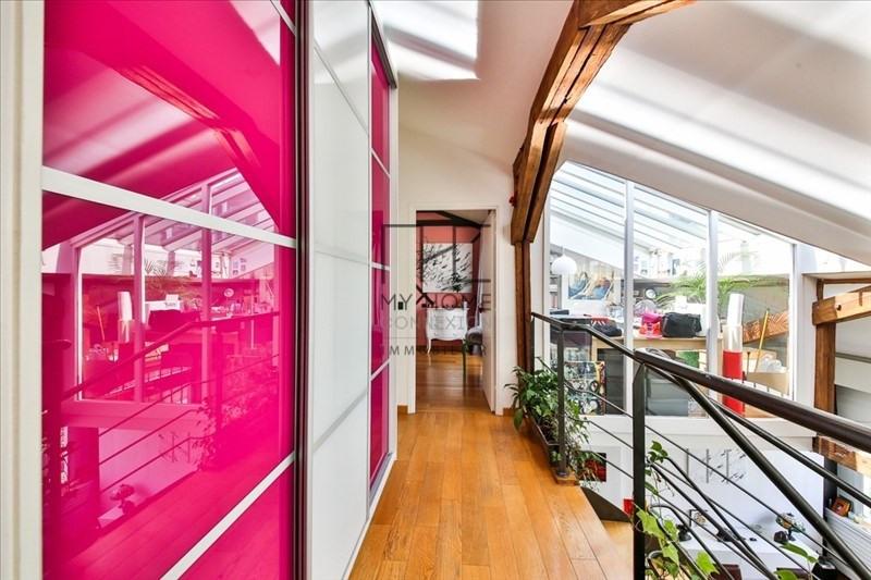 Vente de prestige loft/atelier/surface Paris 17ème 1750000€ - Photo 8