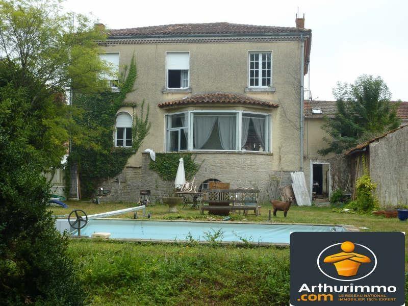 Sale house / villa Matha 250000€ - Picture 1