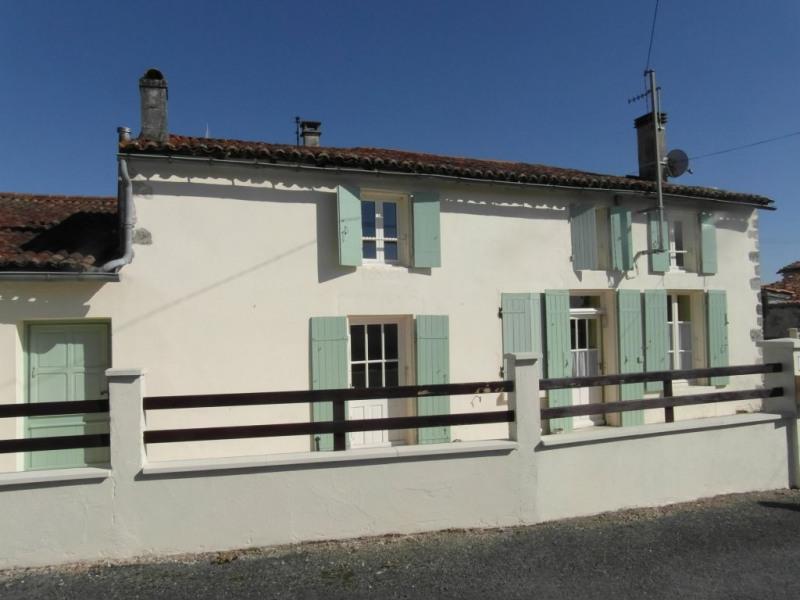 Vente maison / villa Saint-jean-d'angély 82500€ - Photo 1