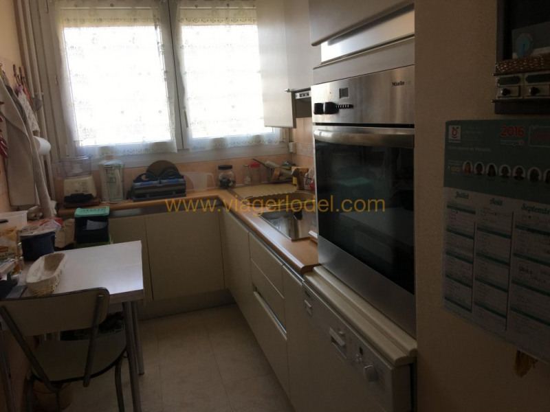 Life annuity apartment Marseille 14ème 55 000€ - Picture 5