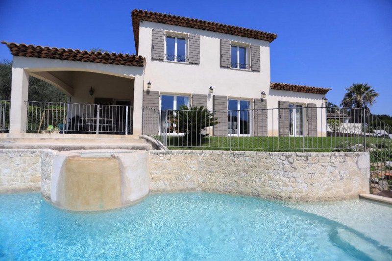 Deluxe sale house / villa La colle sur loup 1 260 000€ - Picture 1