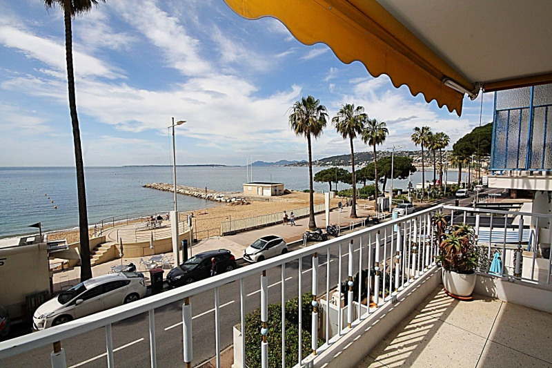 Vente appartement Juan-les-pins 580 000€ - Photo 1