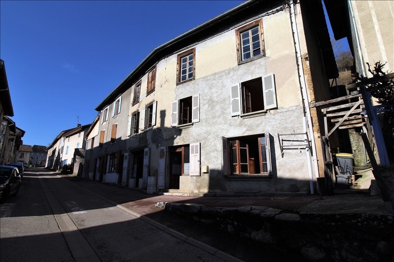 Vente immeuble Massieu 65 000€ - Photo 1