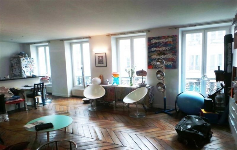 Sale apartment Paris 2ème 805 000€ - Picture 2