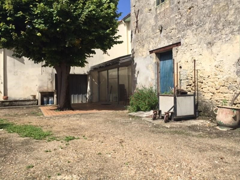 Vente maison / villa La lande de fronsac 129000€ - Photo 1