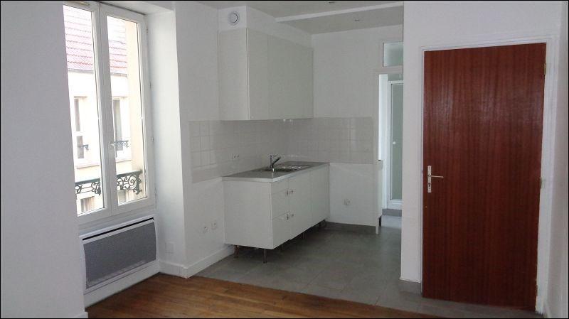 Rental apartment Montgeron 676€ CC - Picture 1