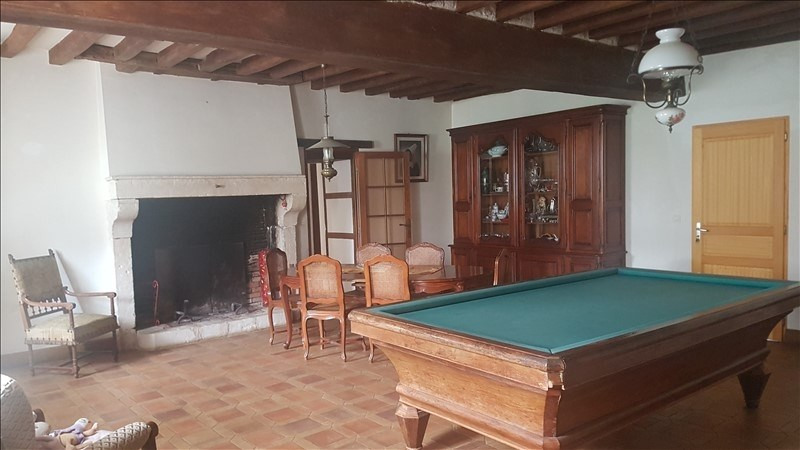 Vente maison / villa Usson du poitou 439000€ - Photo 3