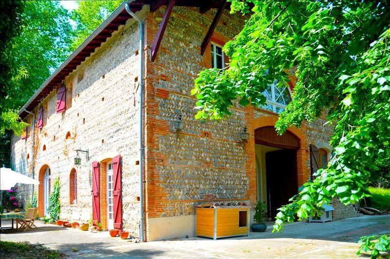 Venta de prestigio  casa Peyssies 800000€ - Fotografía 2