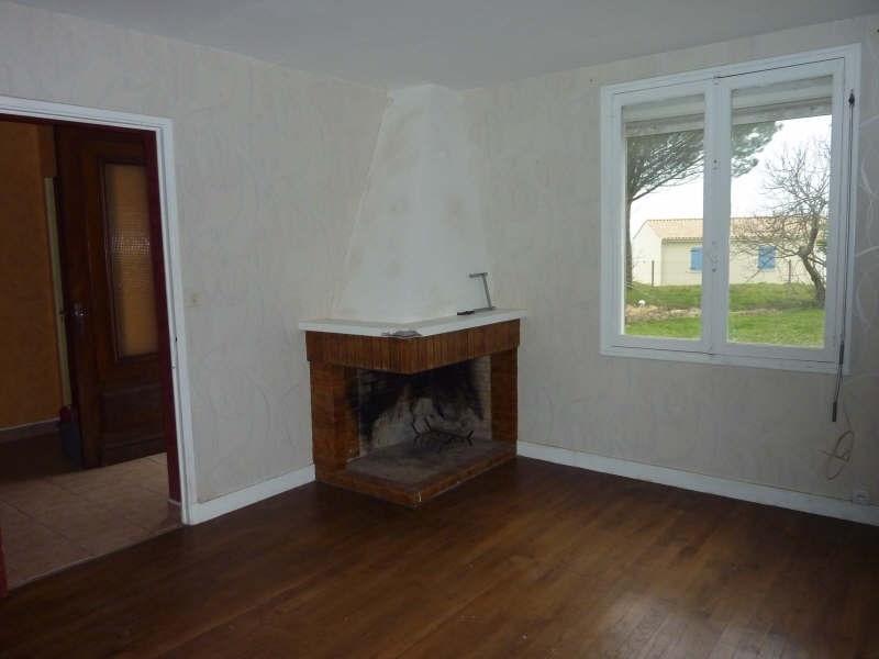 Sale house / villa Sousmoulins 87000€ - Picture 4