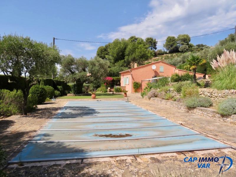 Deluxe sale house / villa Le castellet 610000€ - Picture 4