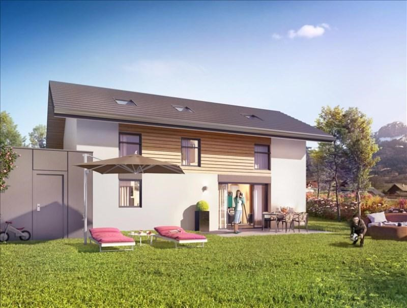Vente de prestige maison / villa Villaz 589000€ - Photo 2