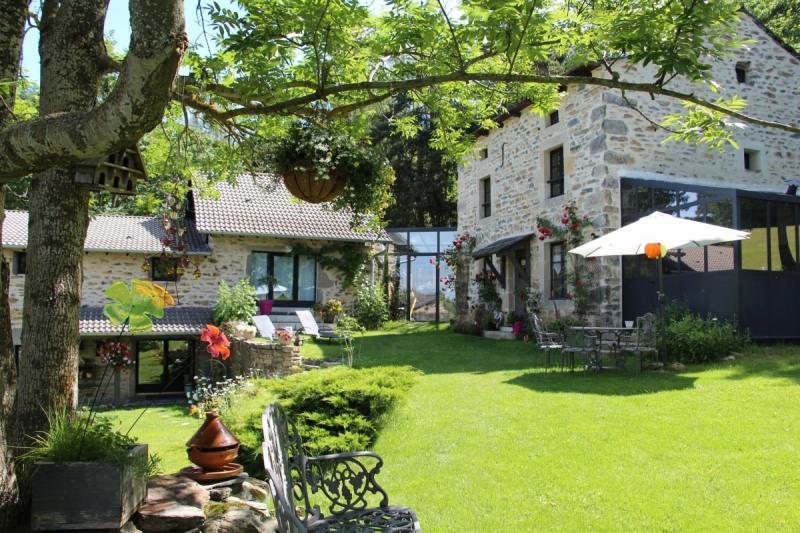 Sale house / villa St hostien 534000€ - Picture 2